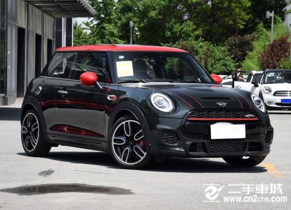 售32.58-36.18万元   2020款MINI JCW车型上市