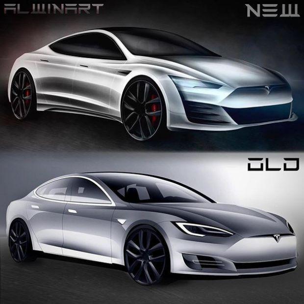 特斯拉新车动态 新出车型将影响现款车型价格