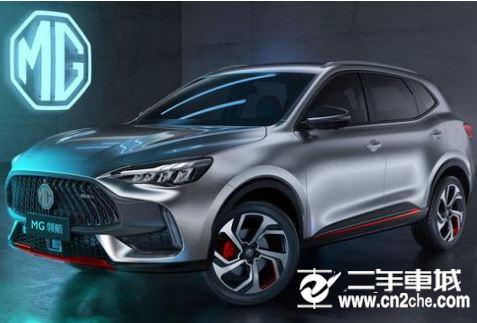 新款MG领航越野车宣传图 新车或于10月17日上市