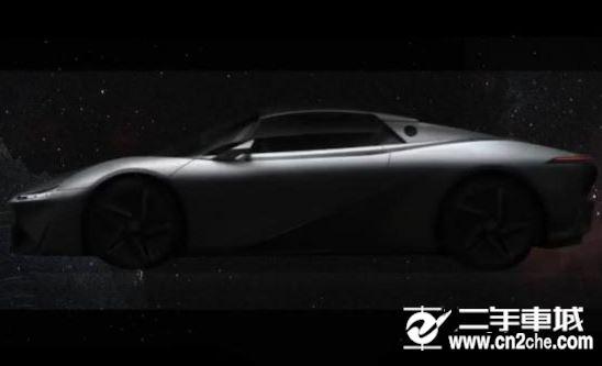 广汽传祺新款概念车图展示 北京车展上亮相