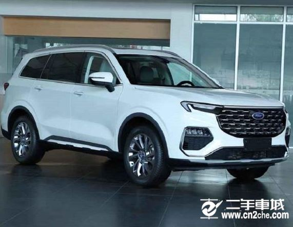 江铃福特EQUATOR新车图 搭载2.0T涡轮增压发动机