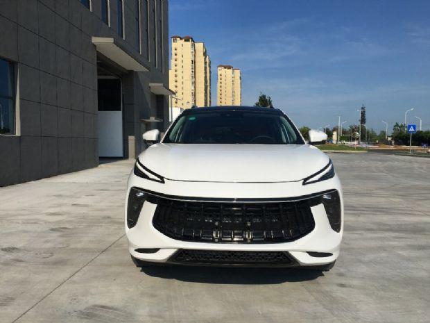 东风风行新款越野车亮相 新车代号为SX5G