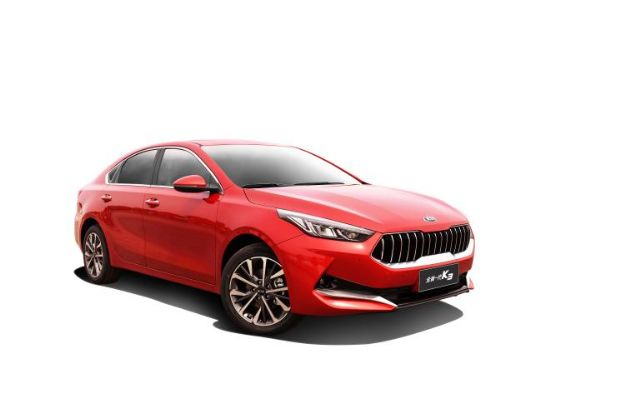 2021款起亚K3新车分享 将提供5款车型