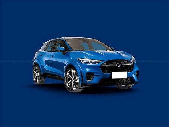 第二款福特纯电越野车亮相 或2023年销售