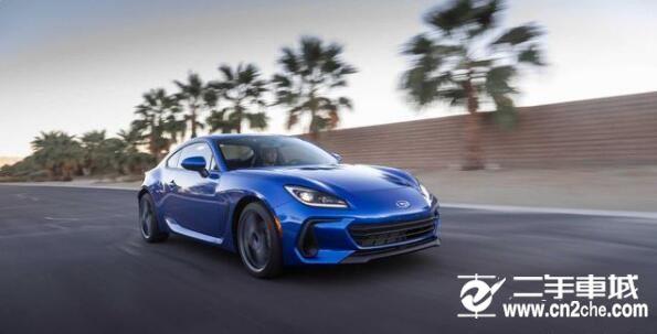 新款斯巴鲁BRZ:只有弱者才需要涡轮增压,我的2.4L车型可以在5秒内跑完!