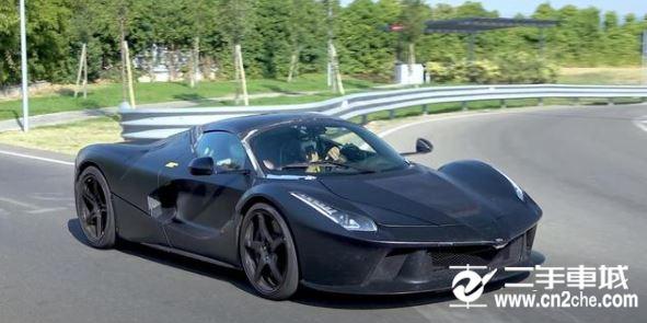 为勒芒赛而生?法拉利LaFerrari后续车型曝光,将配备V12混合动力系统