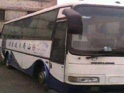 厦门金龙6892E35座客车
