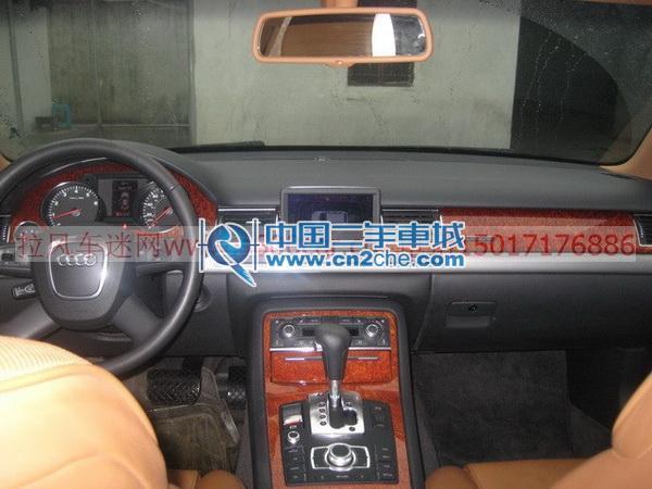 【东莞】二手奥迪 AUDI奥迪 A8quattro   二手车价格:   33...