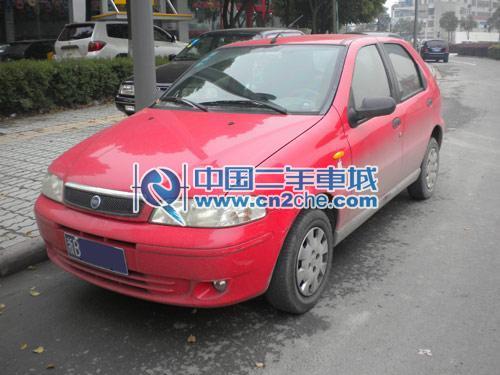浙江宁波菲亚特派力奥1.5 二手车 高清图片