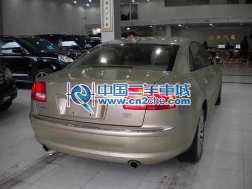 【宁波】二手奥迪 AUDI奥迪 A8Quattro   二手车价格:   ...