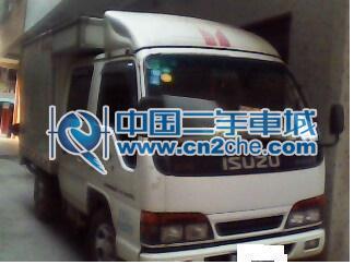 二手五十铃单轮双排座价格 4.3万2000年 广东省二手五十铃高清图片