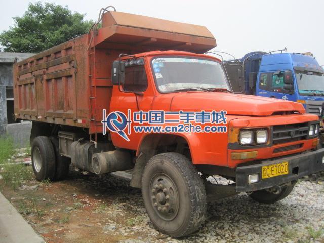 二手尖头东风工程车价格 6.5万2006年 江西省二手尖头东风工程车 宜高清图片