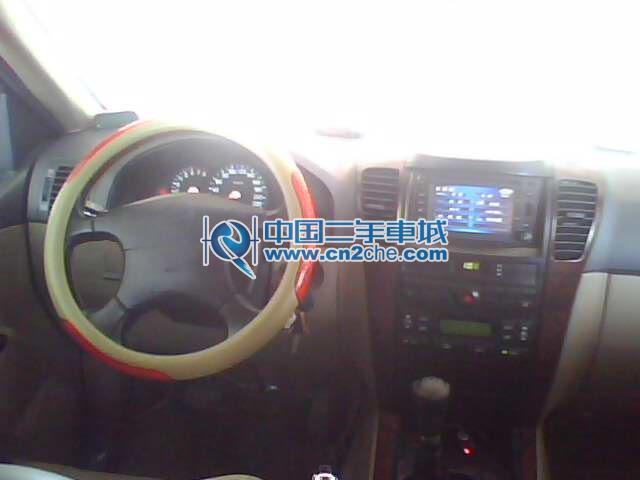 黄海汽车.旗胜CUV.2.4L豪华版