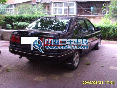 时代骄子 价格4.50万 -2003年12月二手上海大众桑塔纳 价格4.50万图片