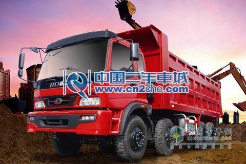 二手福田瑞沃140价格 14万2009年 黑龙江二手 高清图片