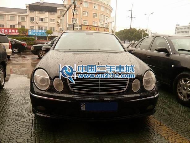 二手奔驰E55价格 69.4万2006年 浙江二手奔驰E55 宁波二...