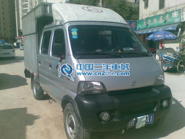 长安星豹品牌:车辆类型:货车信息编号:出售价格:3.88万元交易地高清图片
