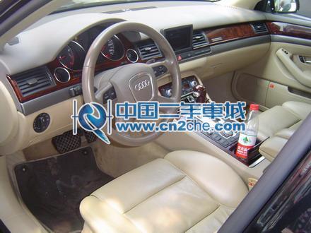 【宁波】二手奥迪 AUDI奥迪 A8quattro   二手车价格:   68...