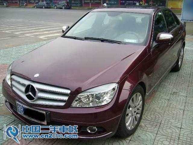 【宁波】奔驰c200 价格26.50万图片
