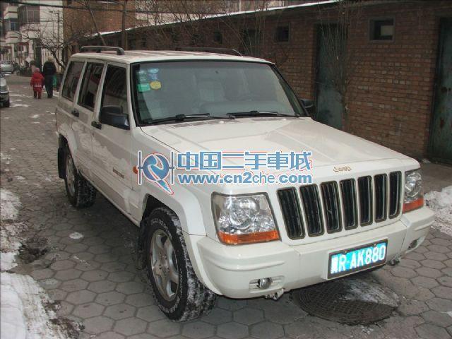2500 05版4 2价格 4.6万2003年 河北省二手jeep 2500 05版4 2 廊坊二高清图片
