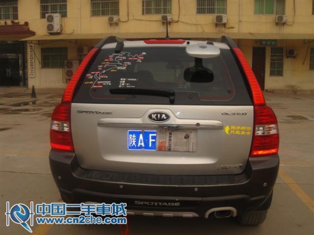 【西安二手车】2007年5月 二手起亚狮跑 (进口)