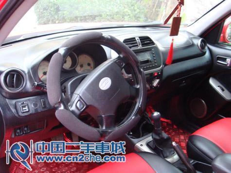 丰田系列飞碟迷你越野车 价格5.20万 -2006年1月二手 价格5.20万高清图片