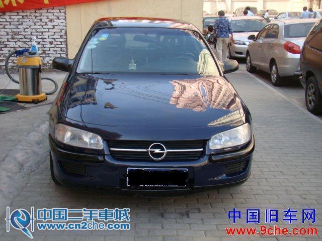 二手欧宝欧美佳2.0手动豪华价格 4.2万1998年 山东省二手欧