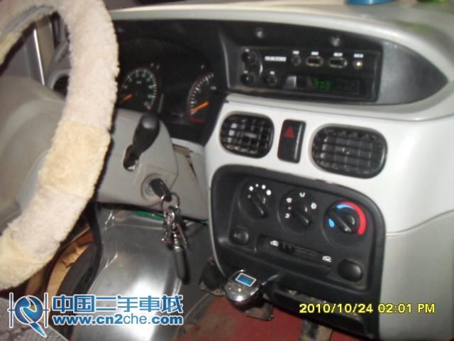 哈飞民意 HFJ6370E 豪华型