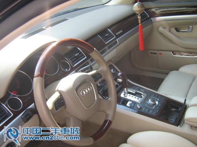 【义乌市】二手奥迪 AUDI奥迪 A8quattro 尊贵型   二手车...