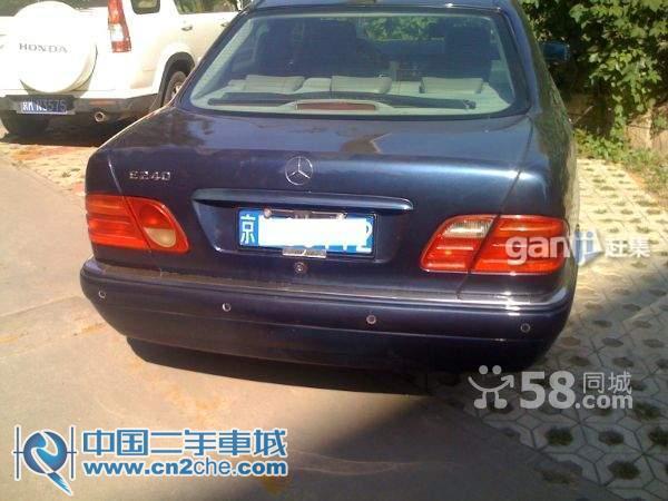 Benz 奔驰 E240