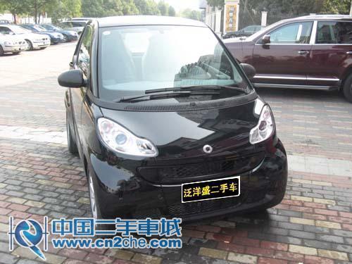 浙江宁波奔驰smart二手车   [浙江-宁波] 二手奔驰smart   高清图片