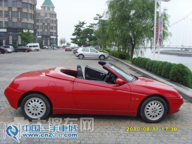 辽宁大连2003款ALFA 156 2.0T二手车