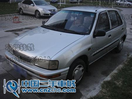 二手两箱夏利tj7101价格 1.2万2004年 北京市二手两箱夏利tj7101 朝阳高清图片