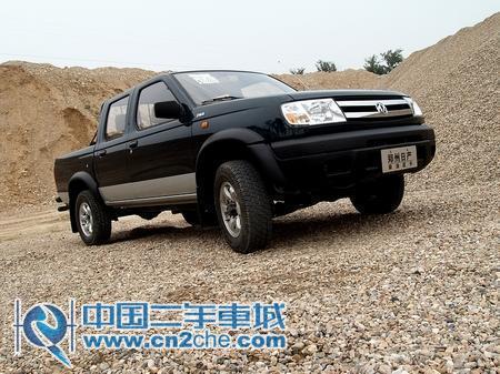皮卡 汽车/锐骐3.2L 手动两驱标准型(进口机)...