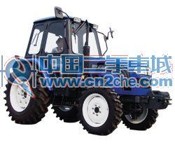 福田雷沃1204拖拉机 高清图片