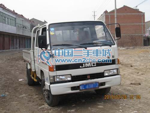 报价 小货车/二手3.35米江铃运输小货车价格:7万2008年安