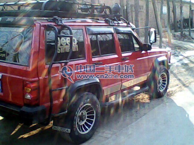 二手北京jeep价格 2.3万1996年 河北省二手北京jeep 廊坊二手北京jeep 高清图片