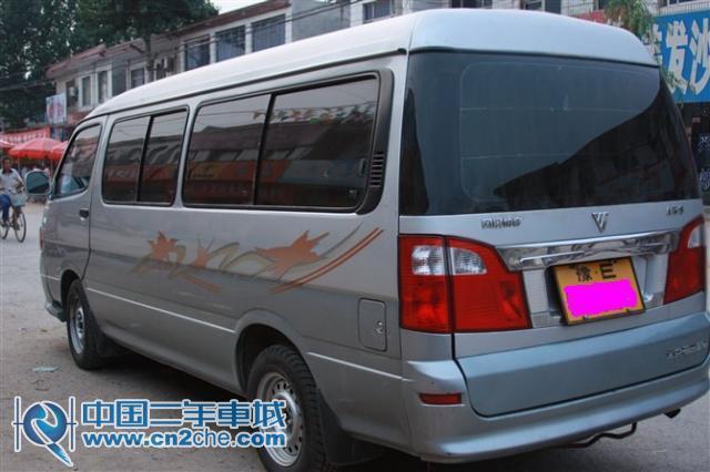 柴油高配14座福田风景爱尔法 价格6.00万 -2007年4月二手 价格6.00万高清图片