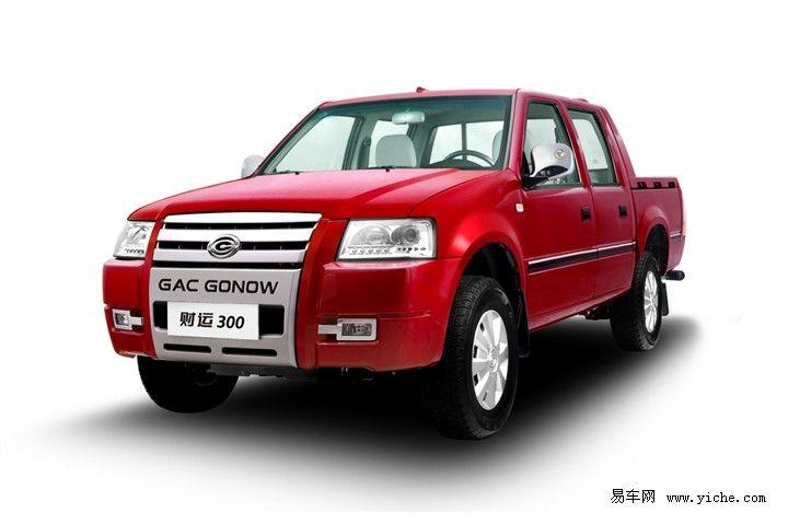 广汽吉奥 财运300 2011款 2.8L VE泵柴油 豪华型加长版 国3