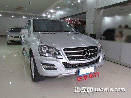 进口奔驰 M级 2012款 奔驰M级(进口) ML 300
