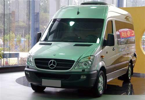 进口奔驰 斯宾特 2011款 旅居车