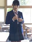 日本女艺术家星名美津紀美少女学生制服诱惑