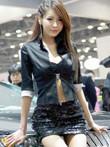 那些年的中国车模与韩国车模