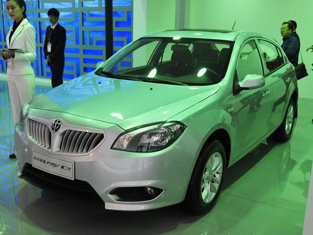 華晨中華 中華H320 2012款 1.5L 手動 舒適型 2012款