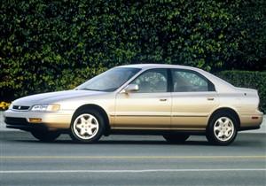 进口本田 阿柯德 1990款 2.0L
