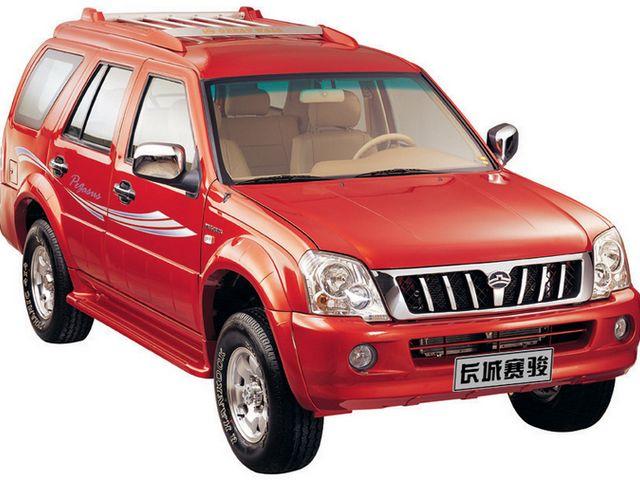 长城 赛骏 2005款 四驱超豪华型