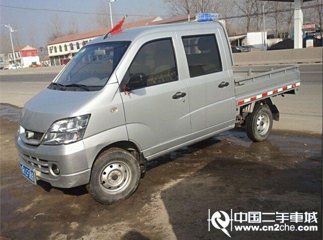 昌河 皮卡 2011款 双排CH1021E  STD 皮卡