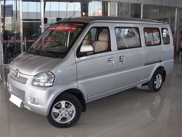 威旺 307 2014款 1.2-MT兴业型7座(国Ⅳ)(201310)