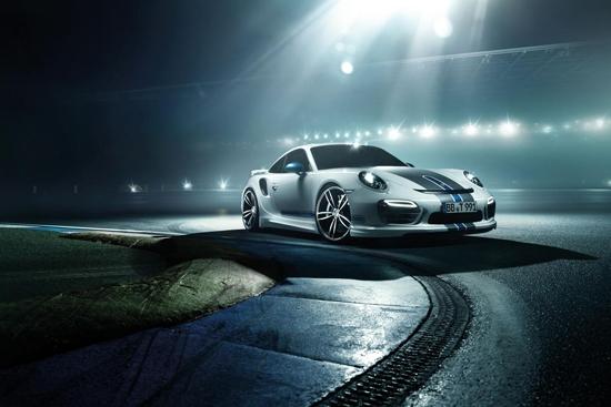 保时捷跑车911 Turbo改装图片鉴赏