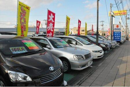 日本二手车销量排行榜 连续五个月同比下滑